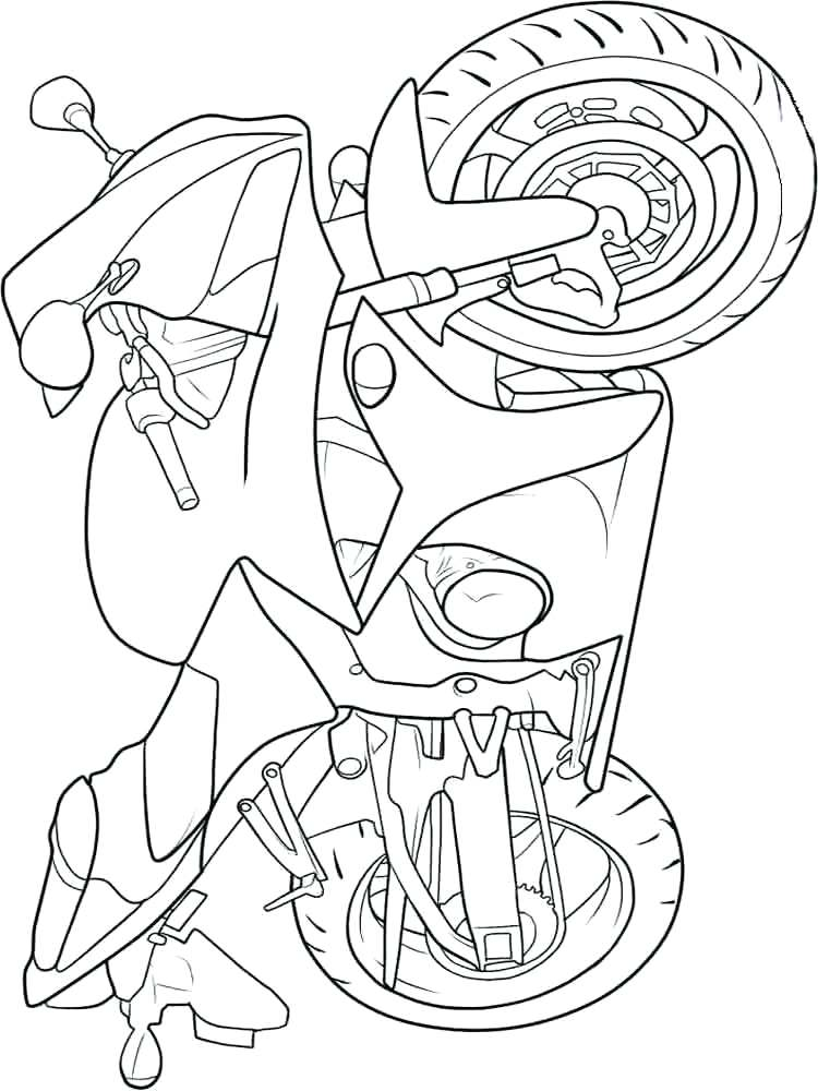 750x1000 Motorcycles Coloring Pages Cool Four Wheeler Coloring Pages Free