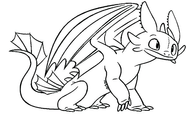 Coloring Pages How To Train Your Dragon at GetDrawings ...