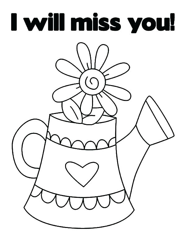 600x776 Matilda Coloring Pages Thinking Of You Coloring Pages Epic I Miss