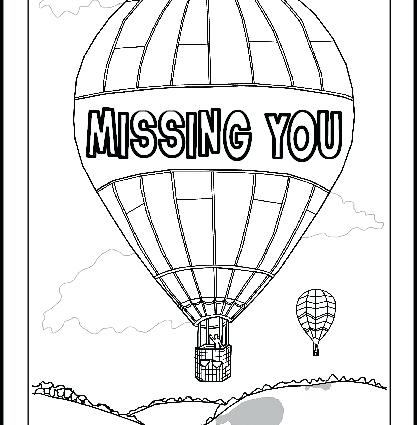 417x425 We Will Miss You Coloring Pages Vanda