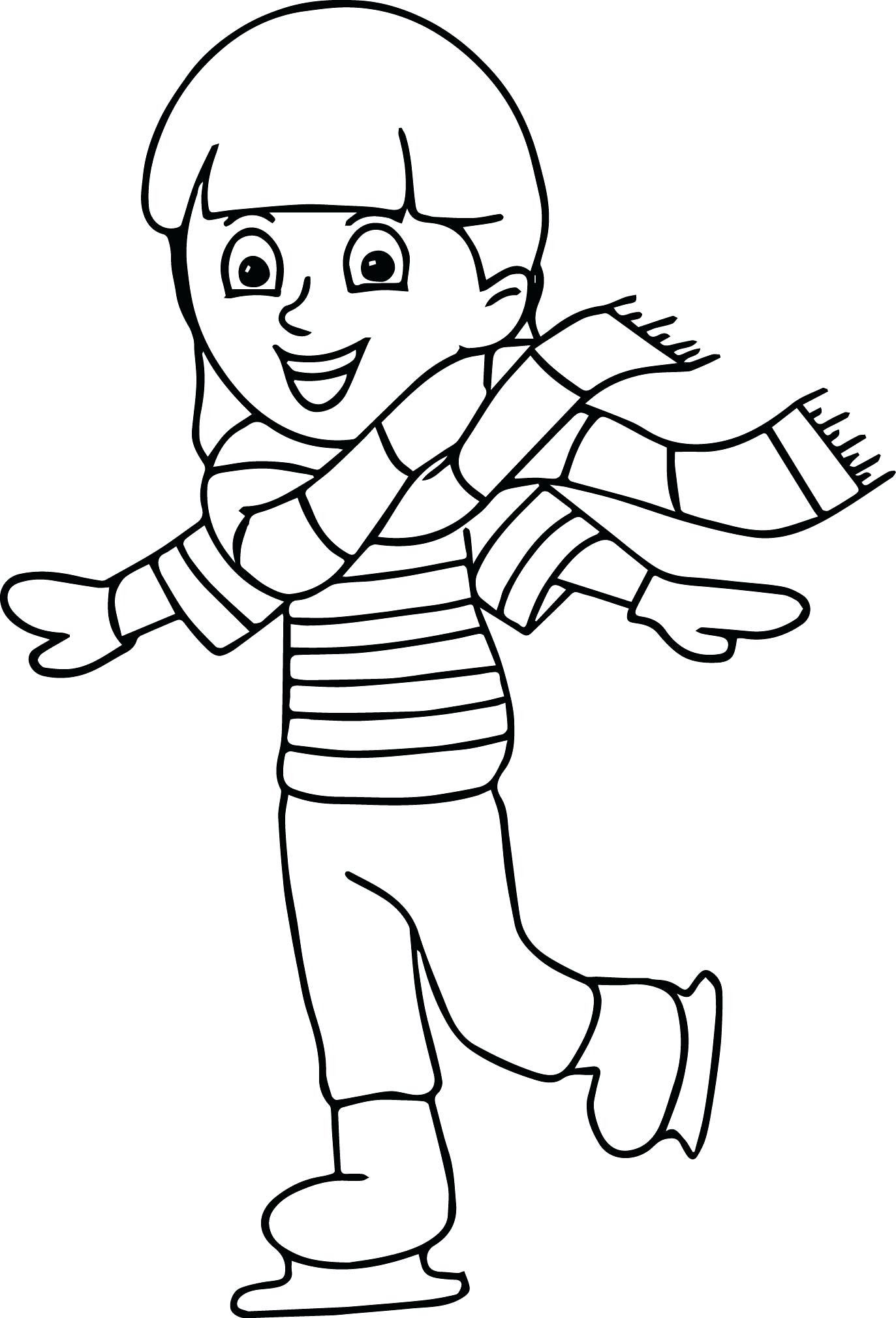 1373x2019 Best Of Coloring Figure Skating Coloring Pages Winter Sport Ice