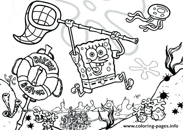 600x426 Coloring Pages Cute Animals Book Miss Spongebob For Kids Free