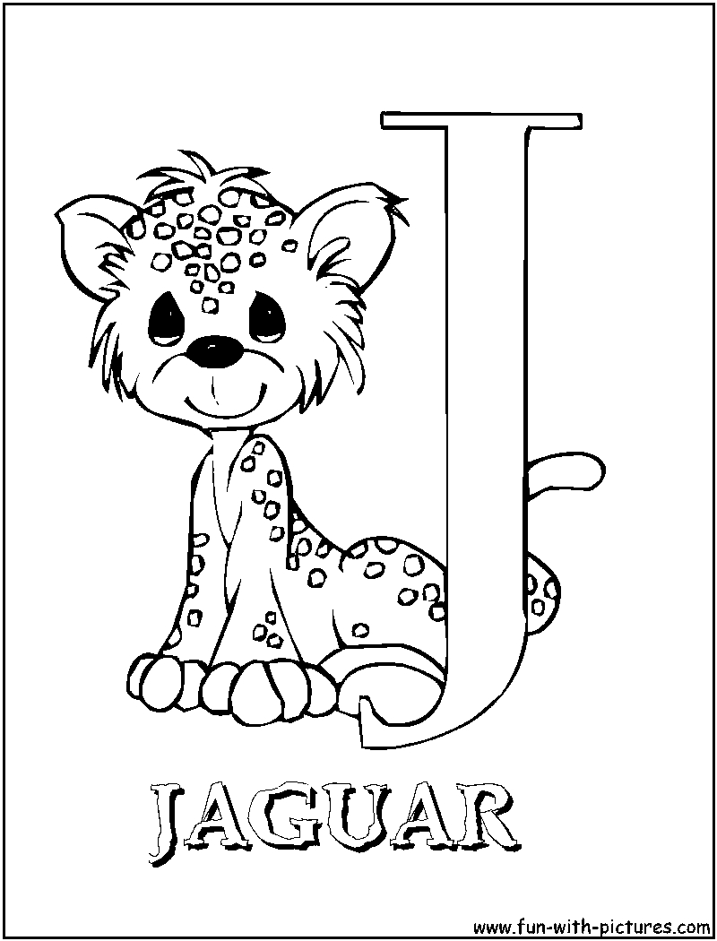 800x1050 animal alphabet j coloring pages printable free best image to color