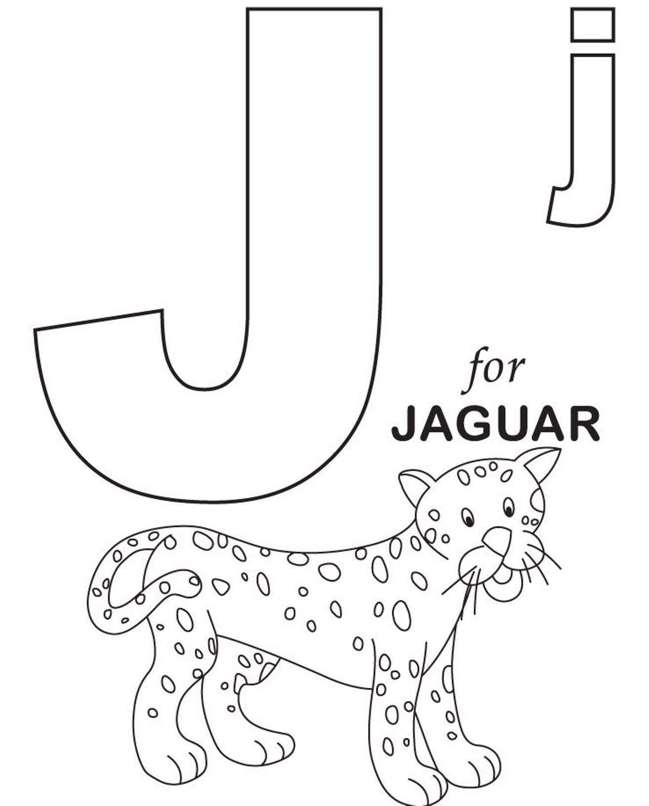 Coloring Pages J At Getdrawings Com Free For Personal Use Coloring