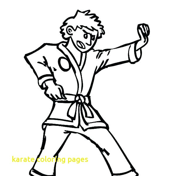 600x600 Karate Coloring Pages With Madam Cj Walker Coloring Page Madam