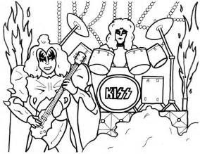 284x219 For Kiss Coloring Pages