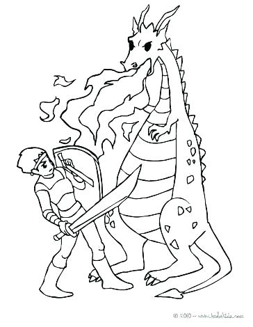 364x470 Knights Coloring Pages Coloring Pages Of Knights Knight Coloring