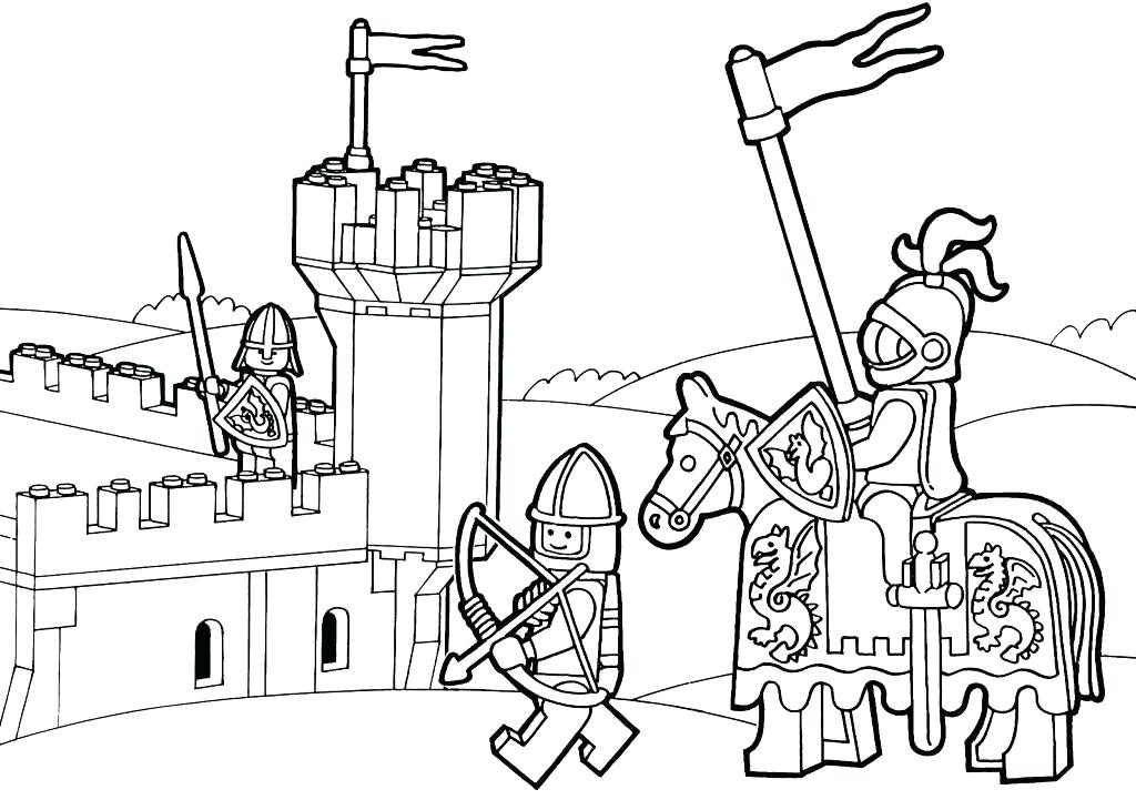 1024x730 Knights Coloring Pages Knights Coloring Pages Knights Coloring