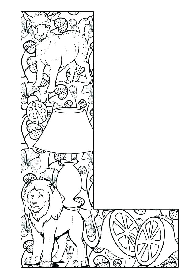 640x912 L Coloring Page Hippie Coloring Book Also Hippie Coloring Pages L