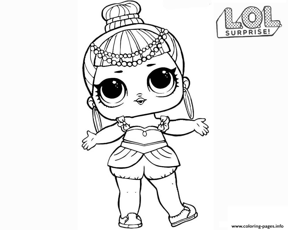 1000x800 lol surprise doll genie coloring pages printable