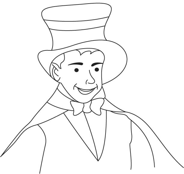 612x580 Diku Magician Coloring Page Download Free Diku Magician Coloring