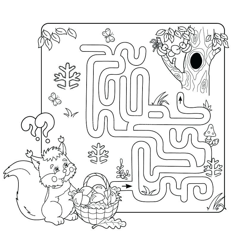 800x800 Johnny Coloring Pages Johnny Maze Coloring Page Labyrinth Johnny