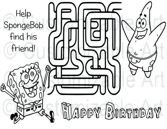 550x425 Maze Coloring Page Maze Printable Free Maze Coloring Pages