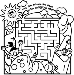 290x291 Free Coloring Pages And Coloring Book