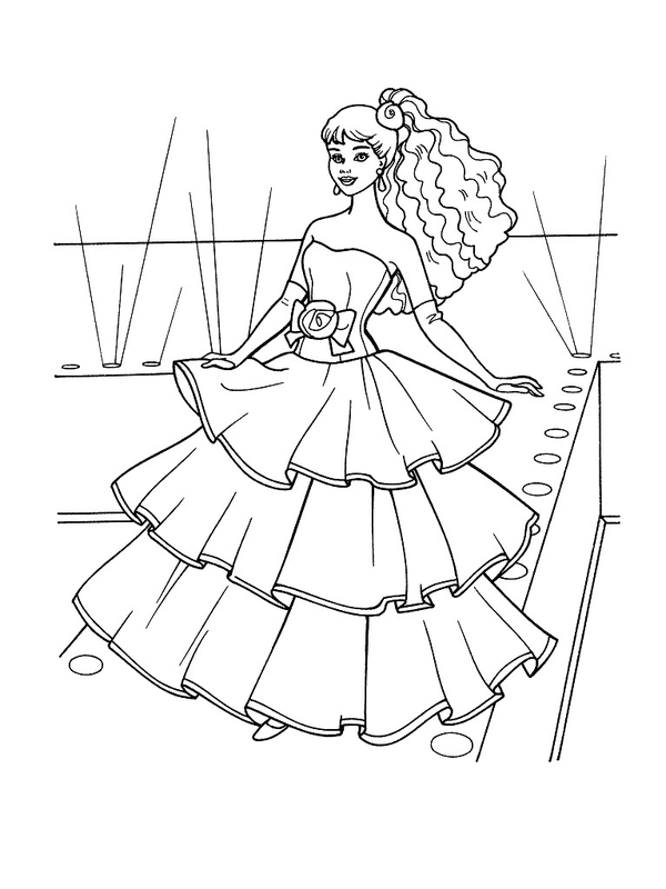 600x800 Top Model Book Coloring Pages Best Cute Coloring Images