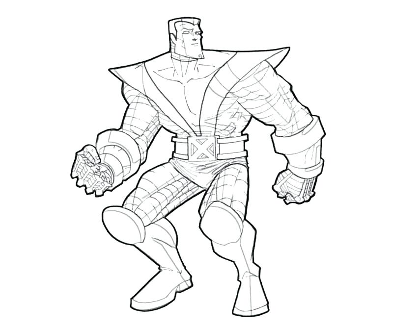 800x667 X Men Coloring Page Coloring Pages Free Best X Men Coloring Pages