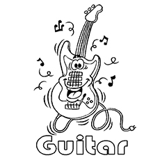 230x230 Top Free Printable Music Coloring Pages Online