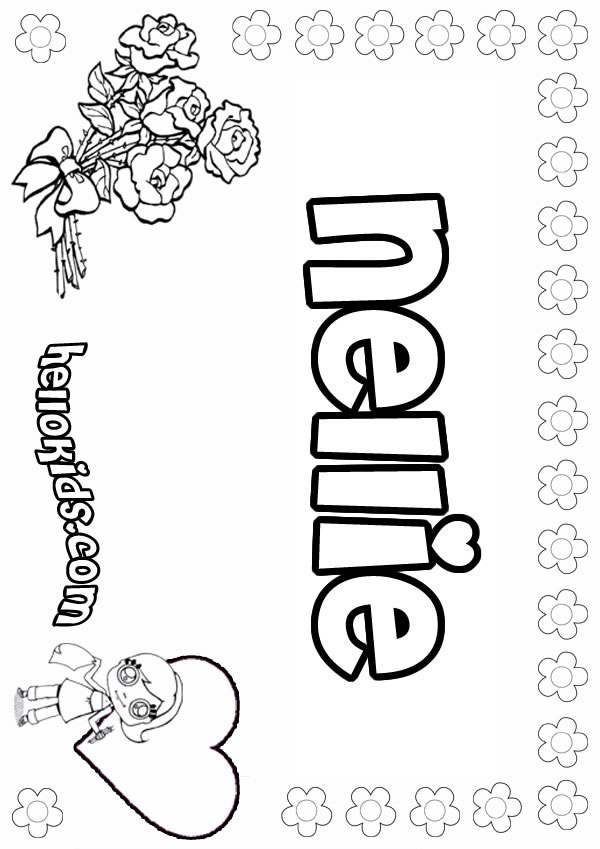 600x849 Natalie Coloring Pages