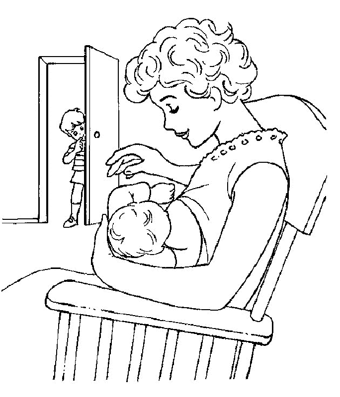 684x800 Free Coloring Pages New Baby Ba Coloring Pages Free Printable