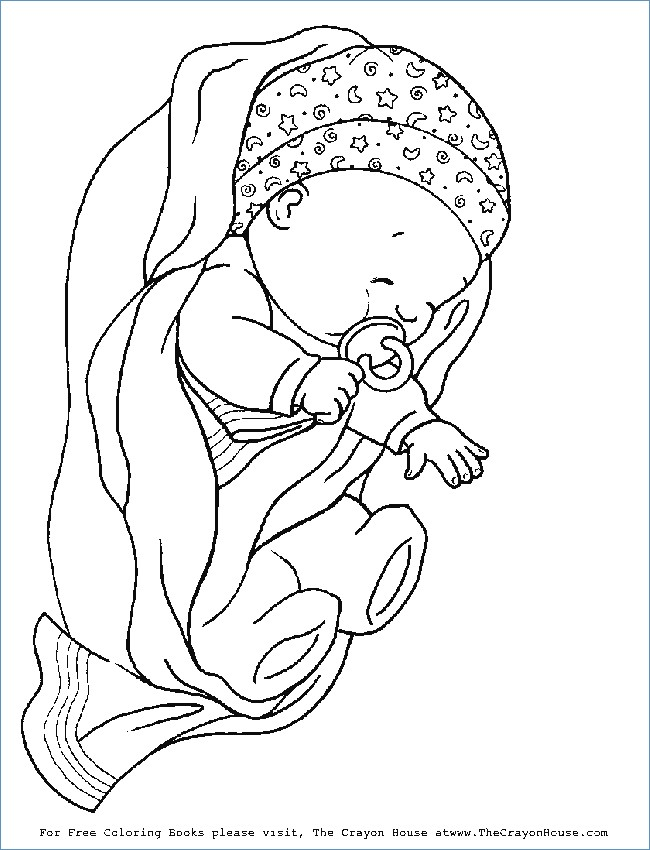 650x850 New Born Baby Horse Animal Coloring Pages For Kids