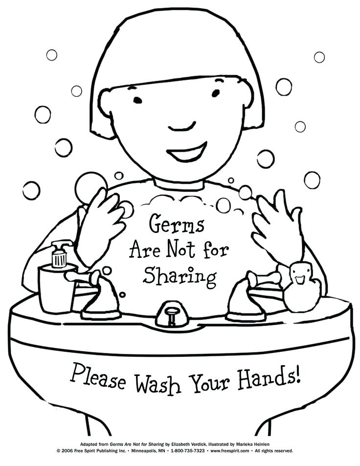 736x952 Sharing Coloring Pages Free Printable Coloring Page To Teach Kids