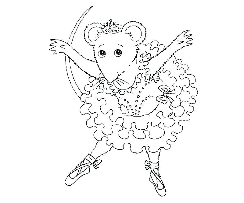 Coloring Pages Of A Ballerina at GetDrawings com | Free for