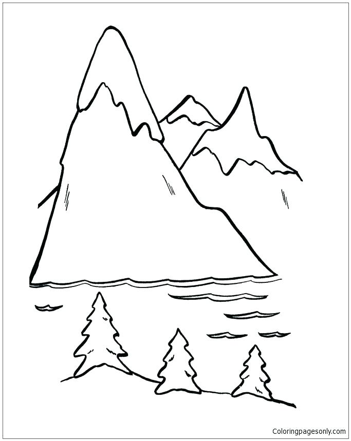 683x859 Baby Mountain Lion Coloring Pages Get This Mountain Lion Coloring