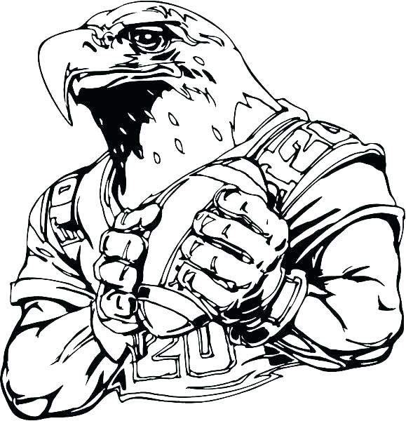 Coloring Pages Of An Eagle at GetDrawings.com | Free for ...