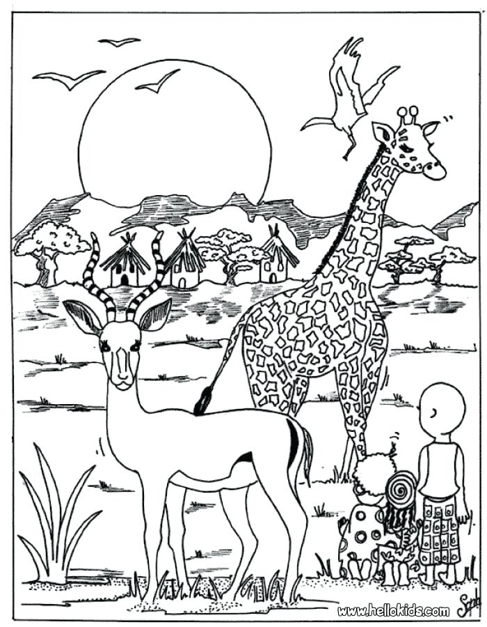 700x900 Coloring Page Animals Hard Animal Coloring Pages Coloring Page