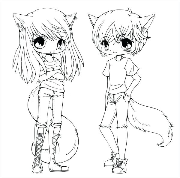 600x596 Anime Couples Coloring Pages Anime Couples Ng Pages Simply Simple