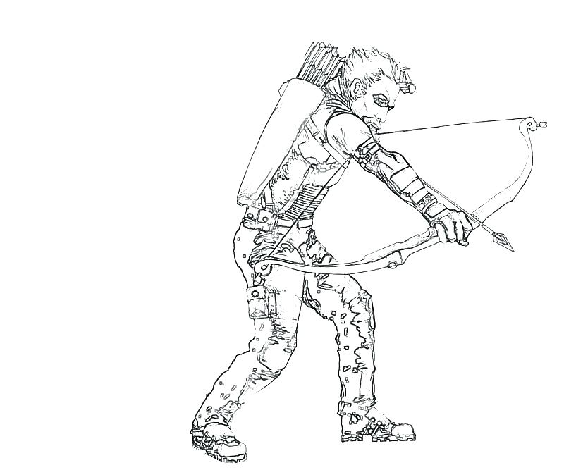 800x667 Arrow Coloring Pages Arrow Coloring Pages Green Arrow Coloring