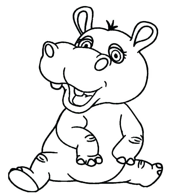 618x680 Baby Disney Characters Coloring Pages