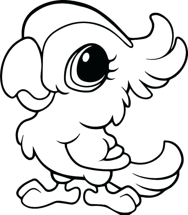 618x708 Monkeys Coloring Pages Cute Cartoon Monkey Coloring Pages Kids