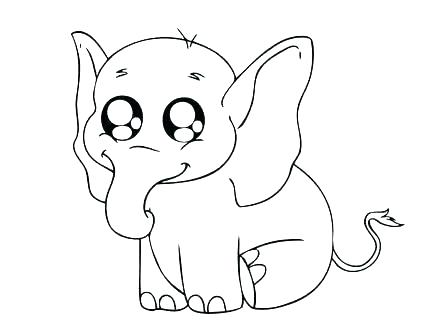 440x330 Baby Monkey Coloring Pages Monkey Coloring Page Baby Monkey