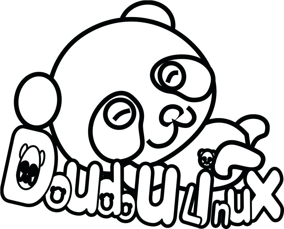 Coloring Pages Of Baby Pandas At Getdrawings Free Download