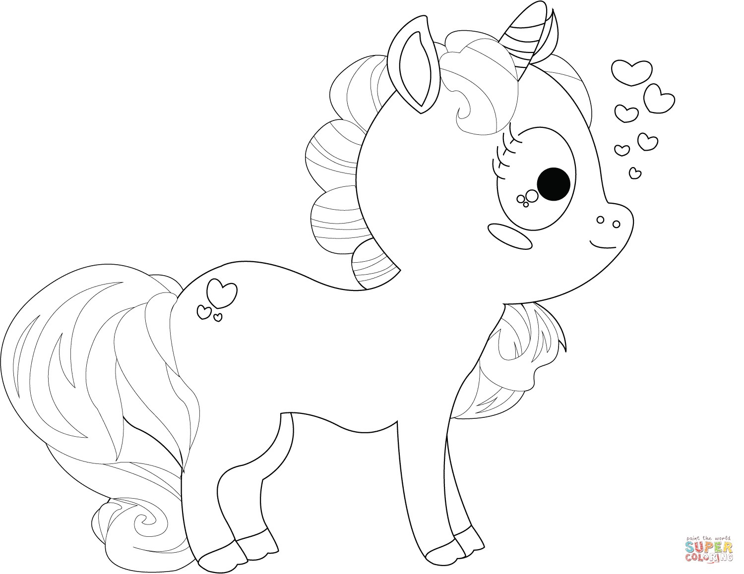 1500x1158 Cute Baby Unicorn Coloring Pages New Cute Baby Unicorn Coloring