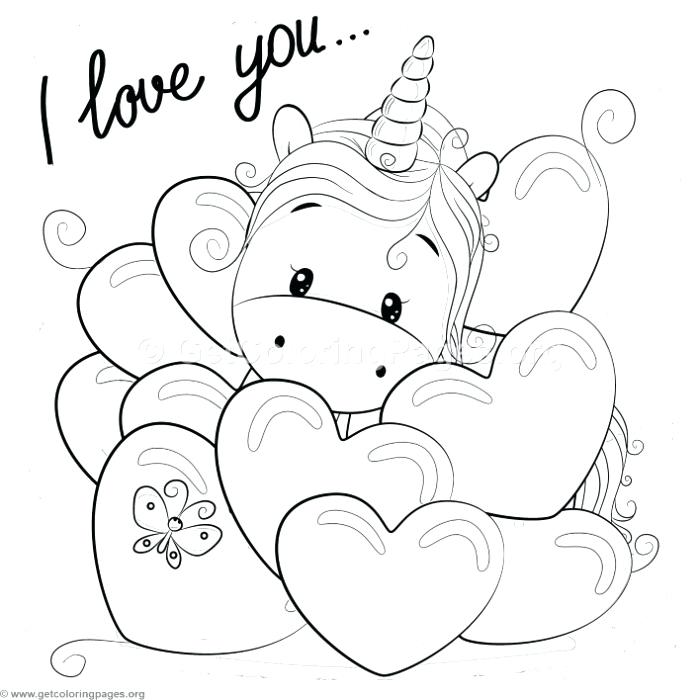 Coloring Pages Of Baby Unicorns at GetDrawings | Free download