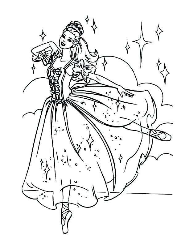 600x776 Angelina Ballerina Coloring Page Ballerina Coloring Pages