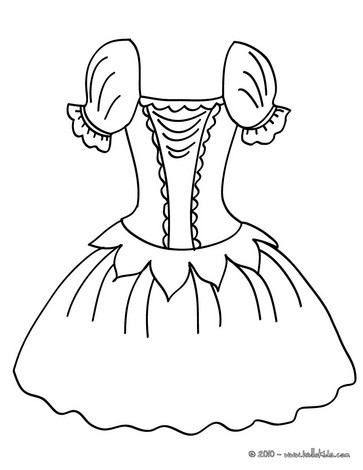 363x470 Ballet Dancing Class Coloring Pages