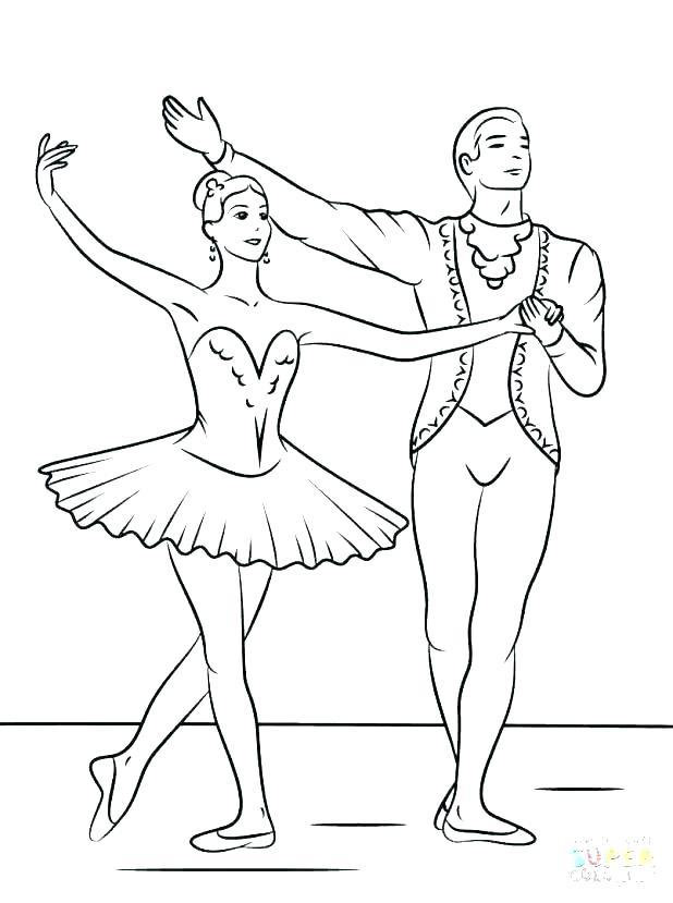 618x829 Coloring Pages Ballerina Ballerina Coloring Pages Ballerina