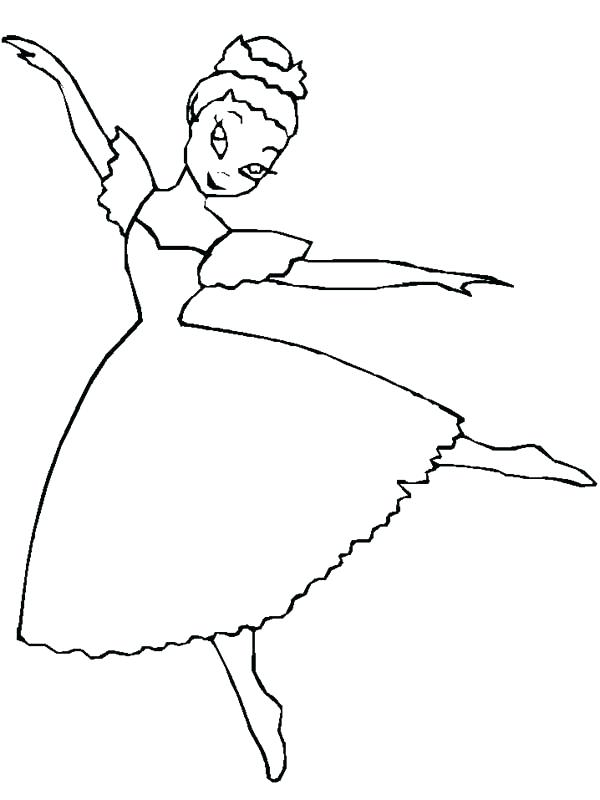 600x800 Dancer Coloring Pages Dance Coloring Pages Printable Dance