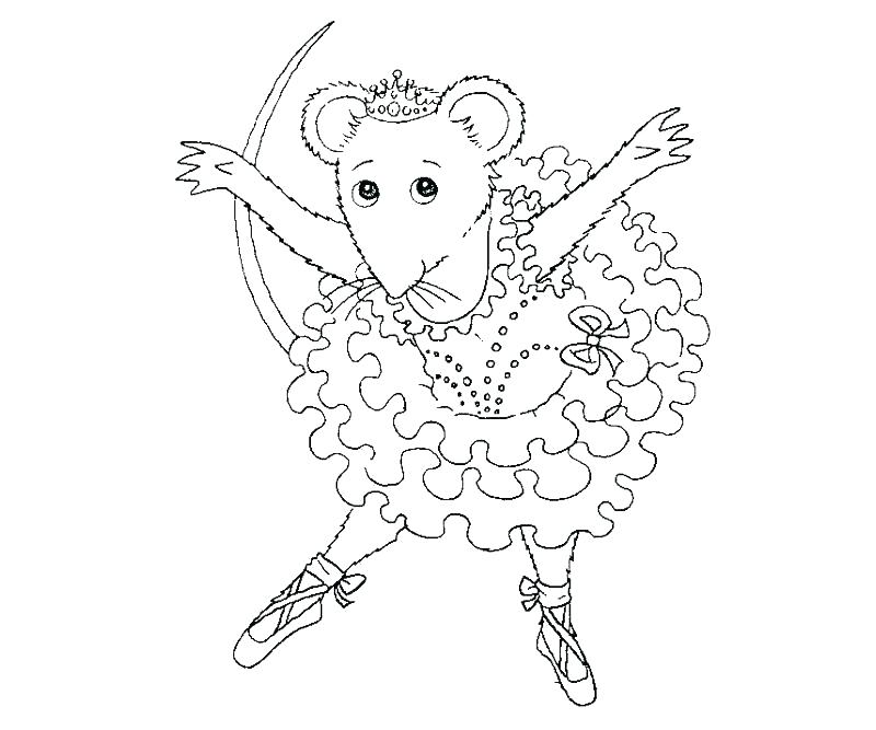 800x667 Dancer Coloring Pages