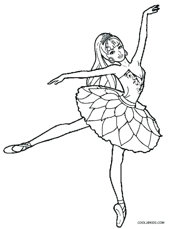 589x800 Ballet Dancer Coloring Page Approved Ballet Coloring Sheets Dance