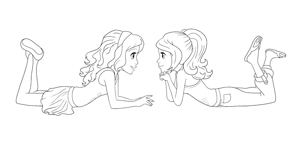 1024x512 Best Friends Forever Coloring Pages Best Friends Forever Coloring