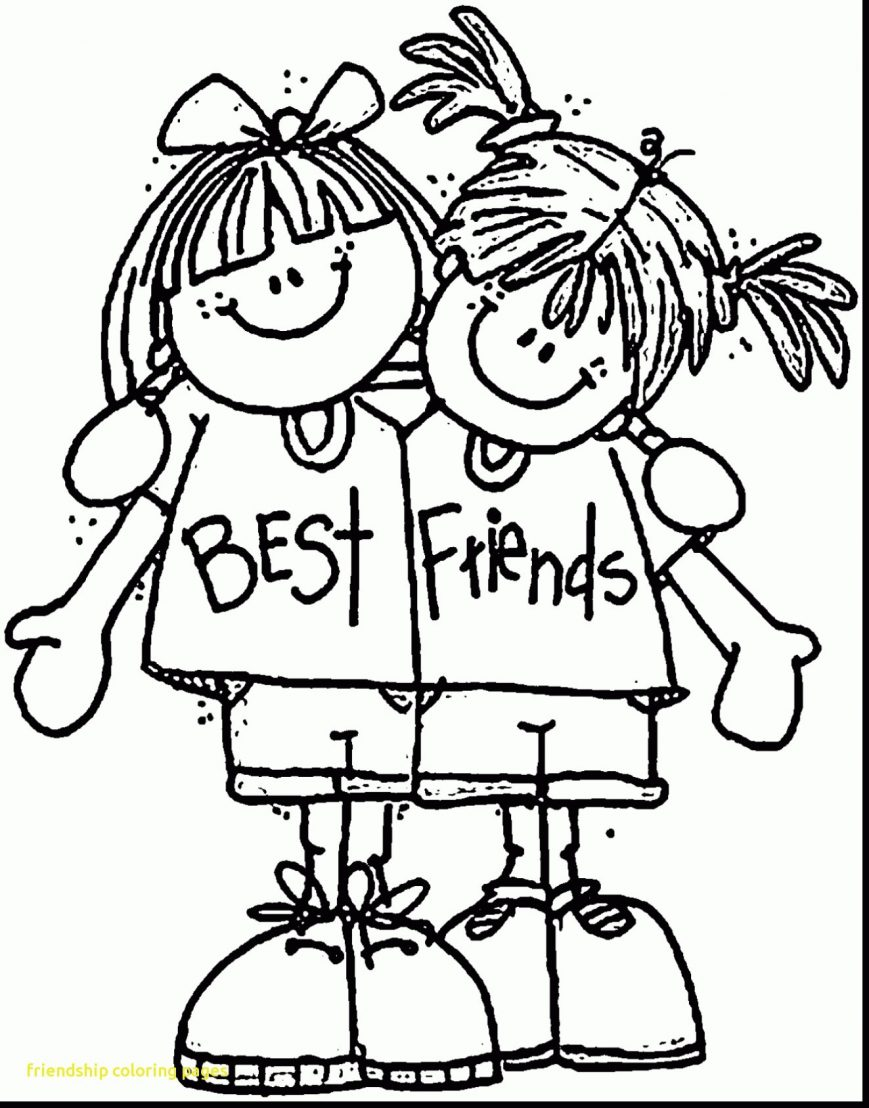 869x1108 Compromise Bff Coloring Pages Best Friends