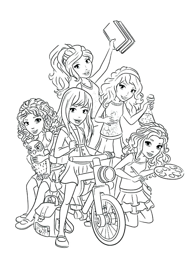 736x1031 Friend Coloring Pages Best Friends Colouring Pages Best Friends