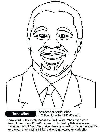 442x560 Black History Month Printable Coloring Pages Black History Month