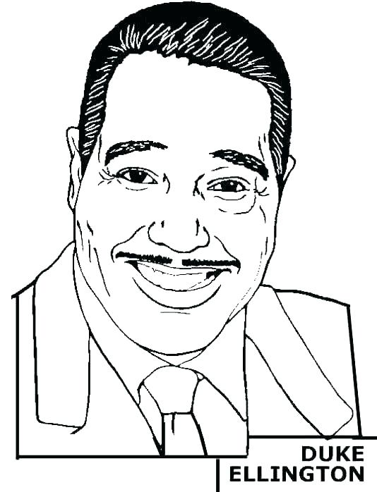 534x698 Coloring Pages For Black History Month Black History Month