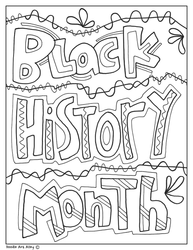 618x800 Coloring Pages Black History Month Coloring Pages