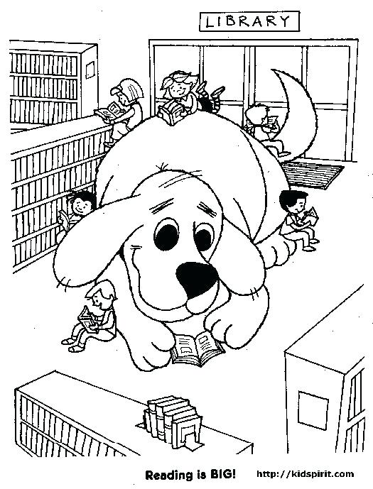525x689 Library Coloring Pages Library In Science Section Coloring Pages
